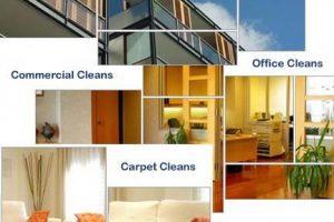 Környezetkímélő módon végzett ipari takarítás.