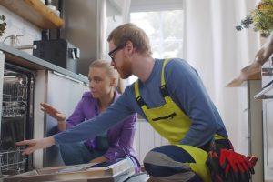 mosogatógép javítás